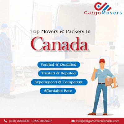 cargo movers services in canada